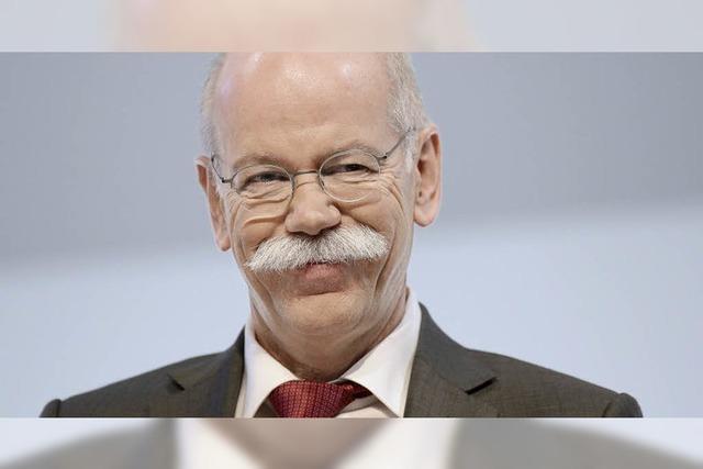 Daimler wächst und spart