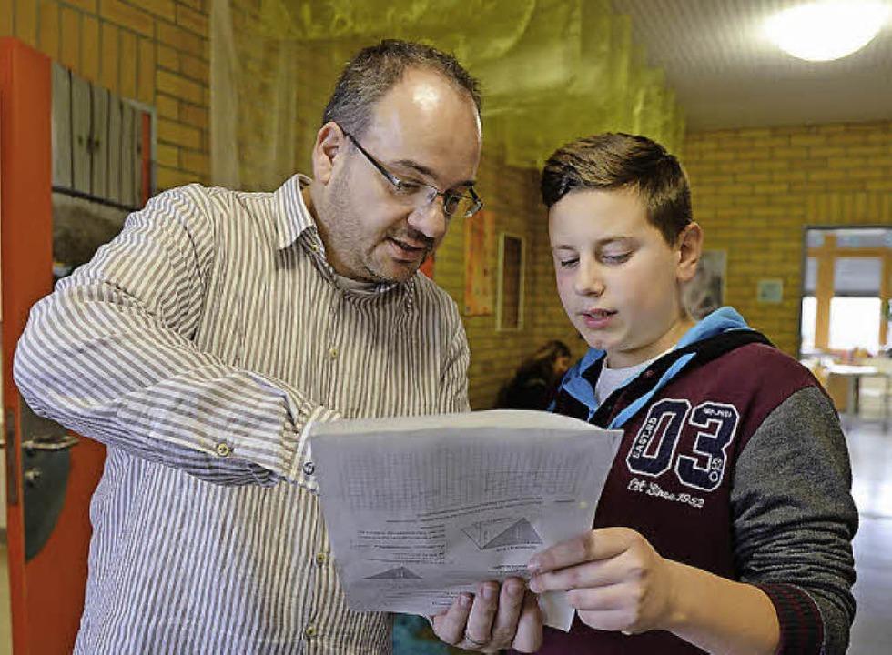 Lehrer sind künftig Master – weil das erste  Staatsexamen entfällt.    Foto: Felix Kästle