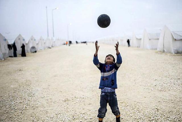 Spenden für Flüchtlinge: Ein Schnellcheck ist hilfreich