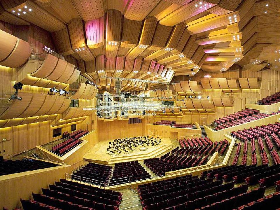 Soll neu gebaut werden: der Konzertsaal in der Philharmonie am Gasteig     Foto: dpa