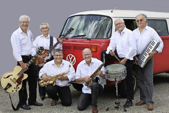 Bing Boys spielen im Gasthaus Tanne in Herbolzheim