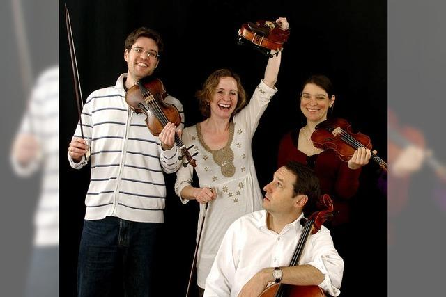 Baden-Streich spielt Werke vom Frühbarock bis Klassik