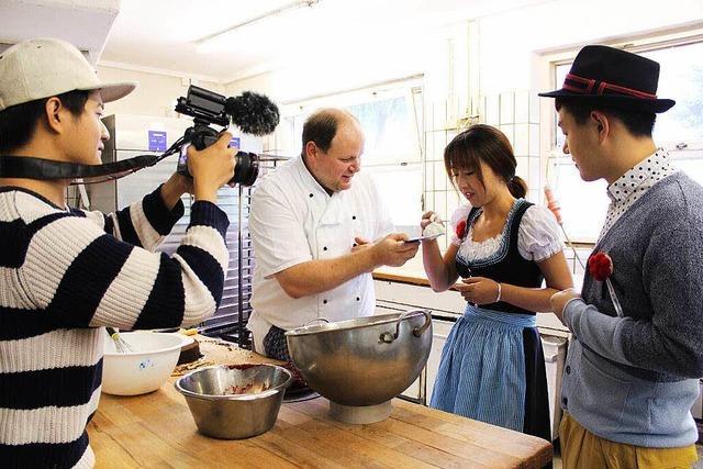 Foodie-Filme über Freiburg sind in China Klick-Hits
