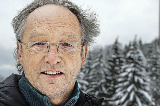 Wildtierökologe Rudi Suchant: Für Tiere ist Ruhe im Winter lebensnotwendig