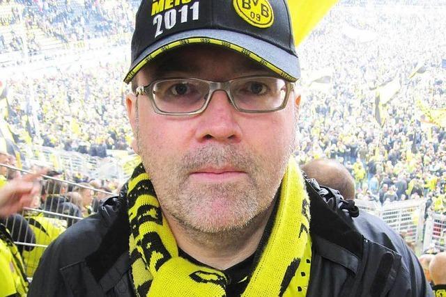 Ganz unten: So leidet ein Fan von Borussia Dortmund