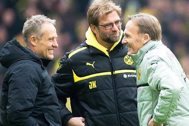 SC gegen BVB: Duell im Tabellenkeller