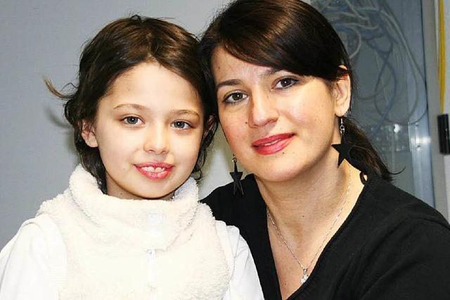 Wie geht es der neunjährigen Noemi nach ihrer Knochenmarkspende?