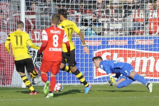 Live-Ticker zum Nachlesen: SC Freiburg – Borussia Dortmund 0:3