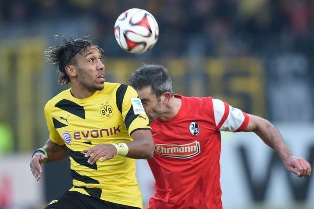 SC Freiburg verliert gegen Borussia Dortmund mit 0:3