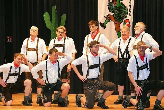Buchenbach: Zu Gast bei der Zainemacherzunft