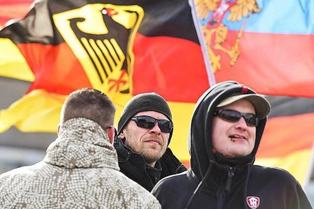 Mehr als 130 Festnahmen bei Anti-Hooligan-Demo in Ludwigshafen