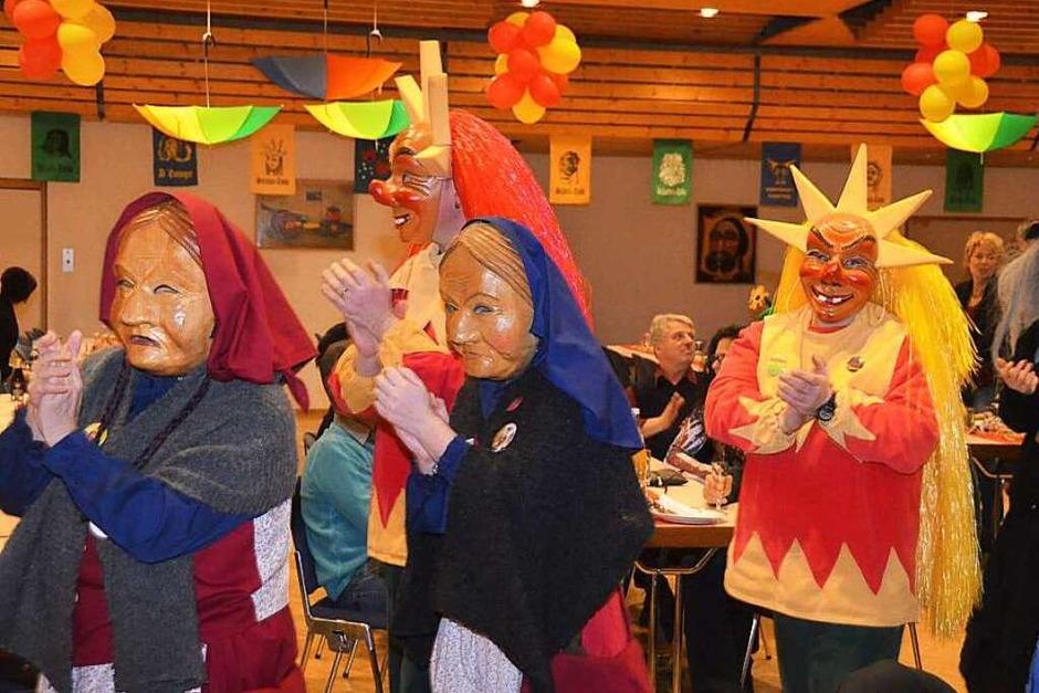 Einmarsch der Narren in die Stadthalle (Foto: André Hönig)