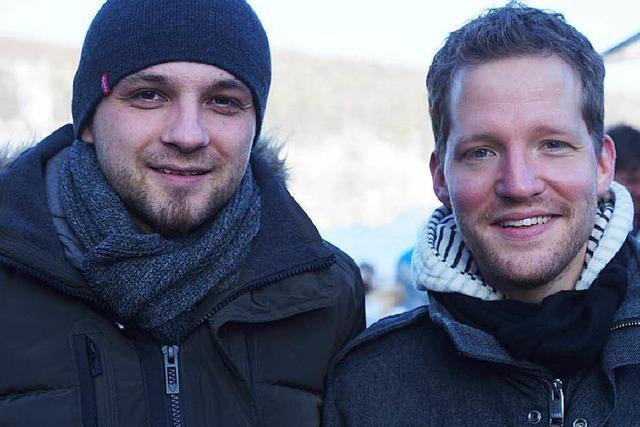Wie die Fans den Skisprung-Weltcup in Titisee-Neustadt erleben