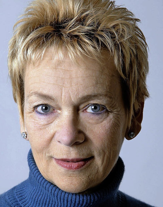 Gisela Burckhardt  | Foto: Schafgans DGPh