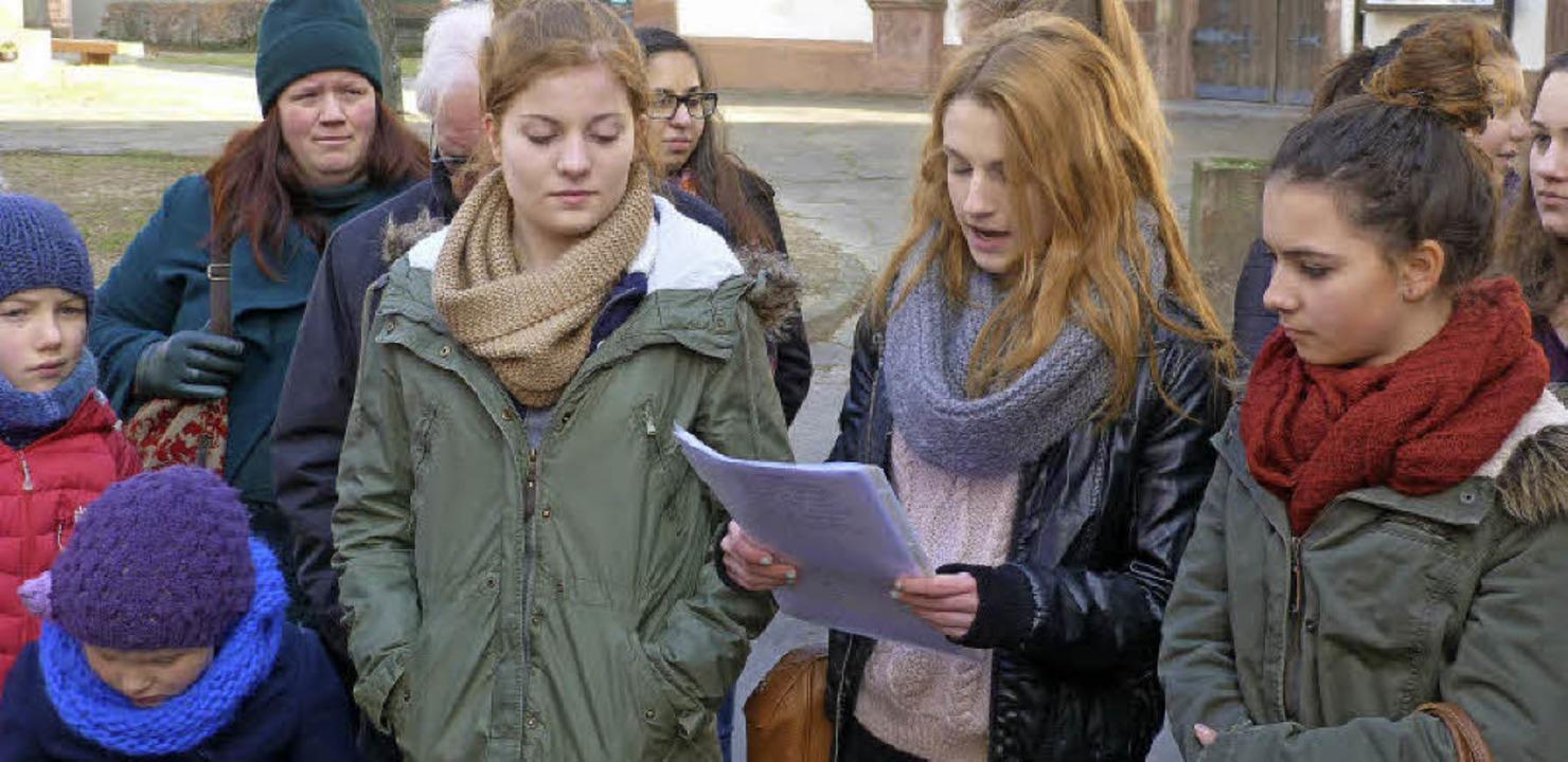 | Foto: Presse AG Gymnasium