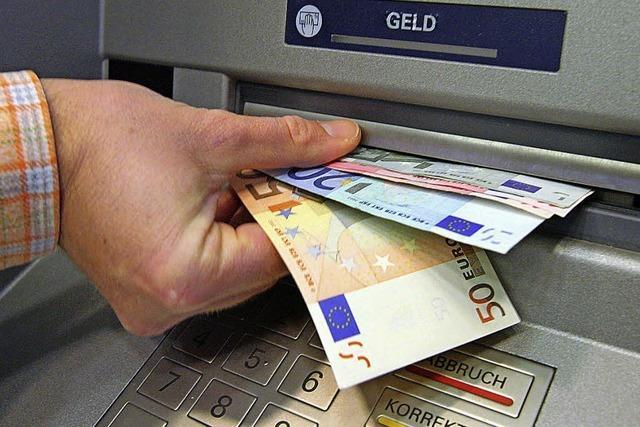SB-Filiale oder Automat
