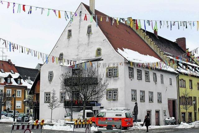 Flair der Altstadt erhalten