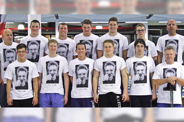 Erstmals Zweitliga-Meister - historischer Erfolg für Schwimmer der SG Regio Freiburg