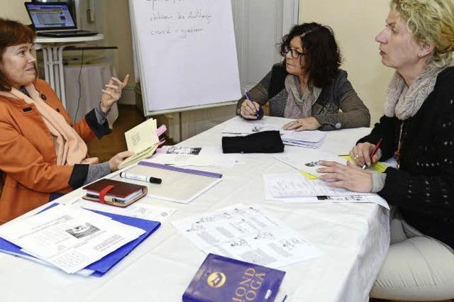 Der Frauenring Breisgau will mehr Jüngere und Frauen mit Migrationshintergrund erreichen