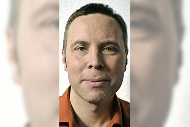 Gregor Schmeja ist neuer Studiendirektor