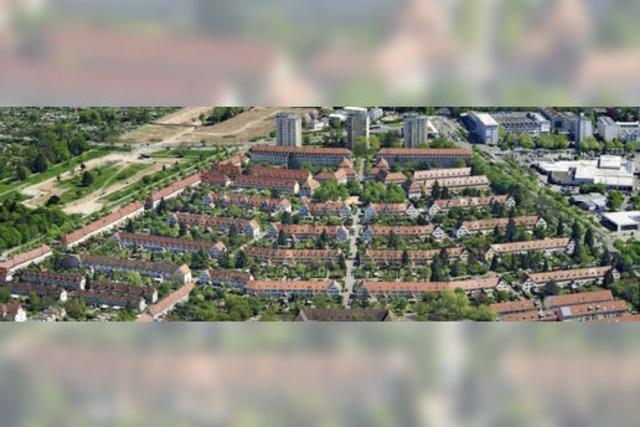 Bauverein und Stadtbau müssen künftig den Denkmalschutz der Gartenstadt in Haslach beachten