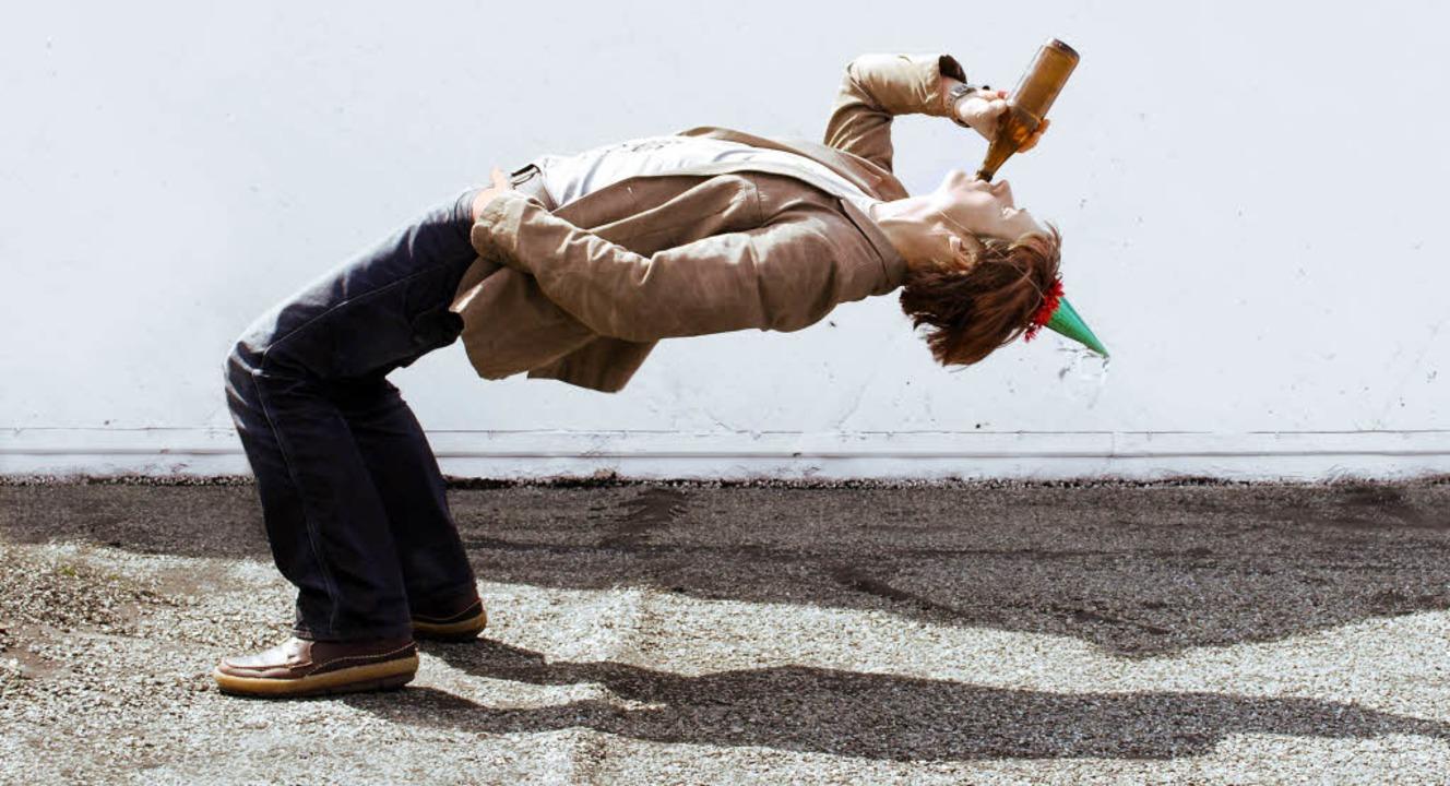 Jugendliche haben in jüngster Zeit nic...hr so oft bis zum Umfallen getrunken.   | Foto: photocase.de