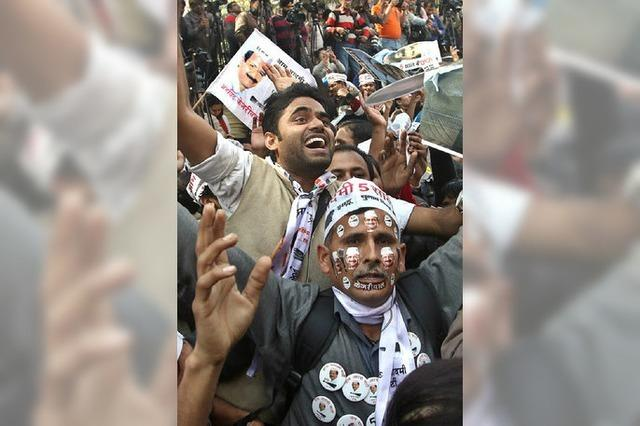Schwere Niederlage für Indiens Premier Modi