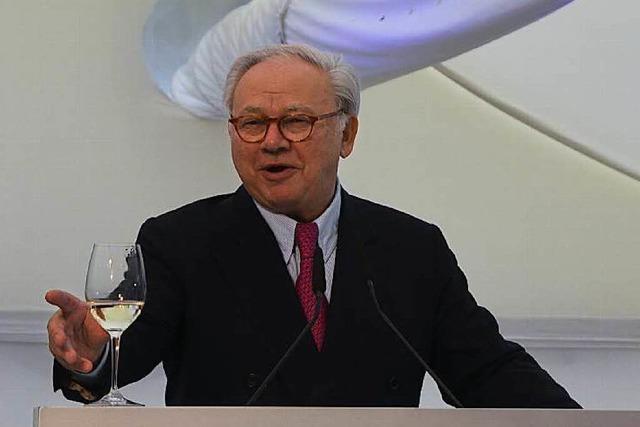 Zitate von der Geburtstagsfeier zu Hubert Burdas 75. Geburtstag
