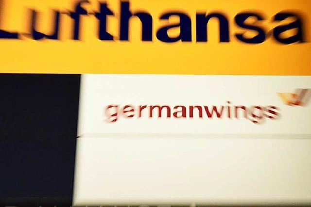 Streik bei Germanwings: keine Auswirkungen für Euro-Airport