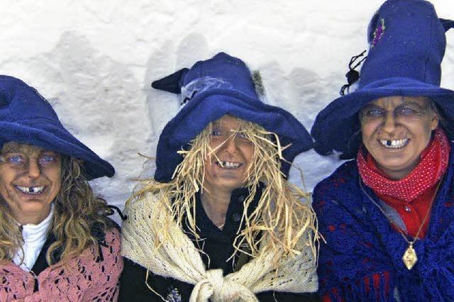 Skigebiet Feldberg-Seebuck verteilt Freikarten für alle als Hexen verkleidete Wintersportler