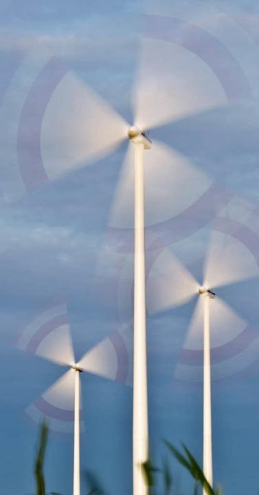 Weiter Wirbel um die Windkraft im Markgräflerland.  | Foto: DPA