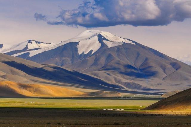 Auf Wanderschaft durch die Mongolei