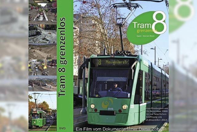 Tram 8 nun auch im Film