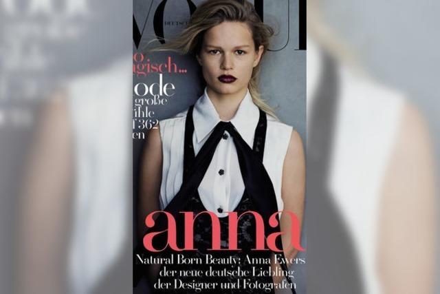 Vogue widmet Anna Ewers ihre März-Ausgabe