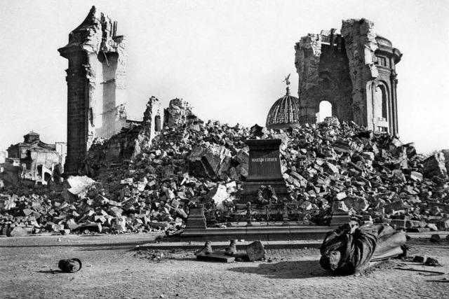 Wie Dresden 70 Jahren nach der Bombardierung tickt