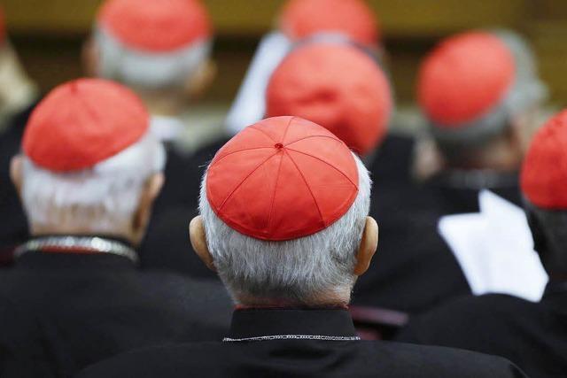 Papst reformiert Kurie im Eiltempo