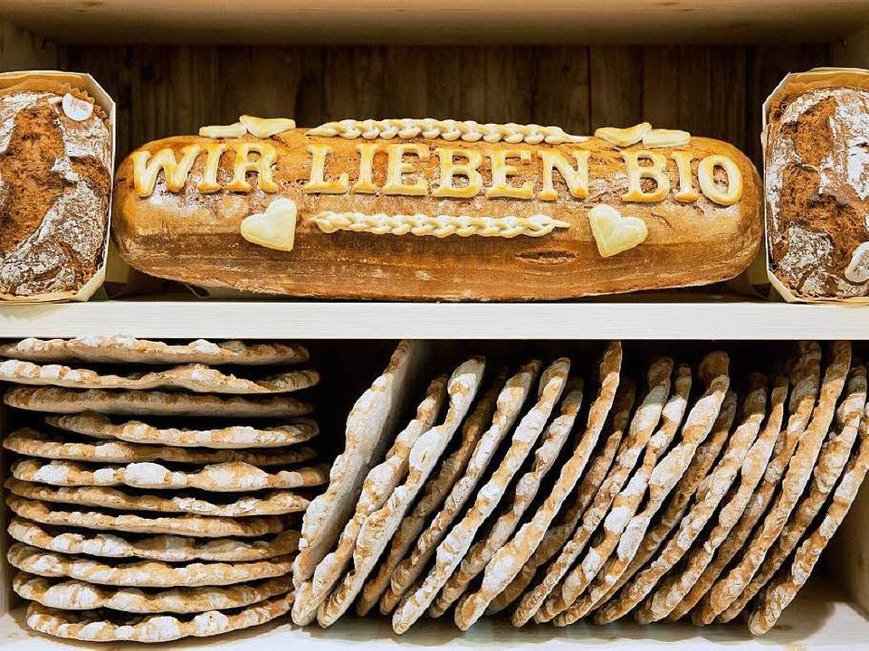 Ein herzensguter Brotkorb auf der Branchenschau in Nürnberg   | Foto: dpa