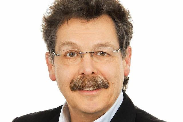 Der OB-Kandidat Nr. 2 ist da: Bernhard Steinhart