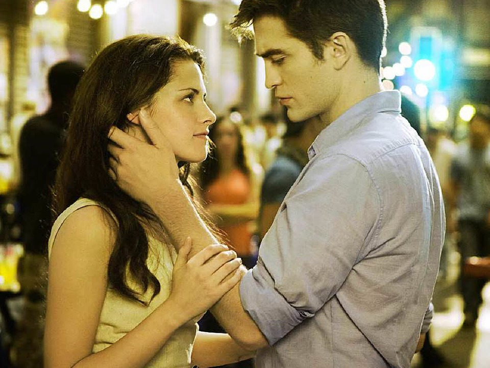 Bella und Edward aus Twilight waren zuerst die Hauptpersonen von...  | Foto: Concorde