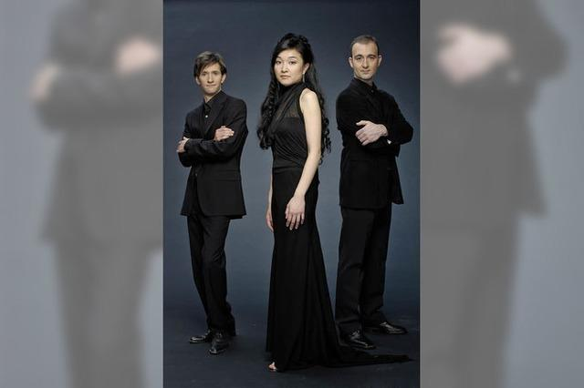 Beethoven Trio Bonn im Beuggener Bagnato-Saal