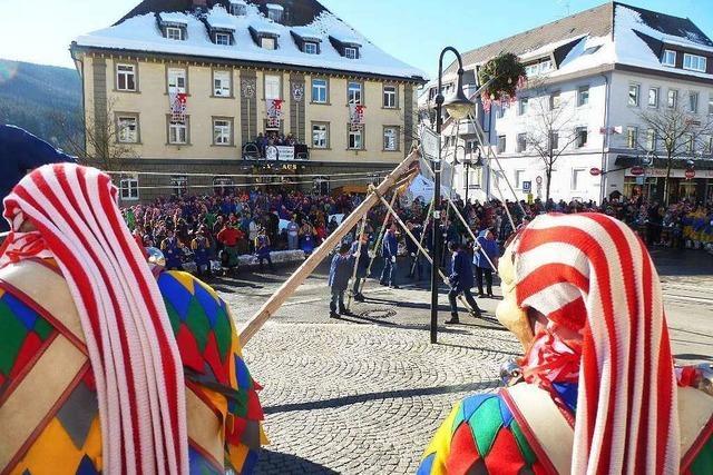 Fotos: Schmutzige Dunnschdig in Neustadt und Titisee