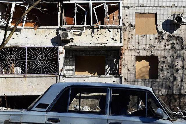 Wie stehen die Chancen eines Waffenstillstands in der Ukraine?
