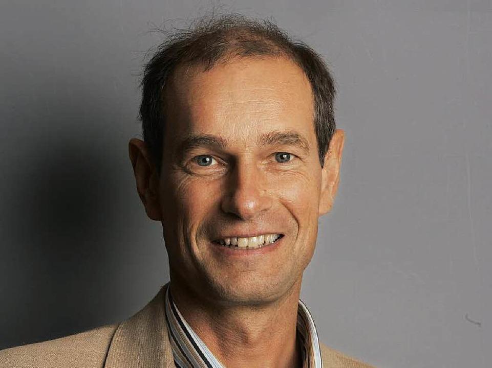 Markus Dettenkofer  | Foto: Uniklinik
