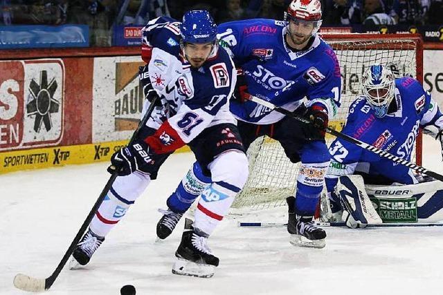 Mirko Höfflin: Aus Freiburg in die Eishockey-Nationalmannschaft
