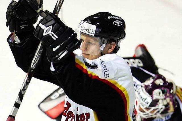 Übersicht: Eishockey-Nationalspieler aus Freiburg