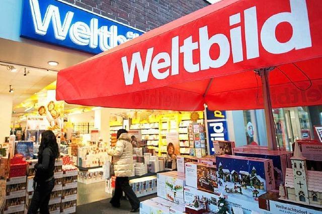 Buchhändler Weltbild verkauft jede zweite Filiale