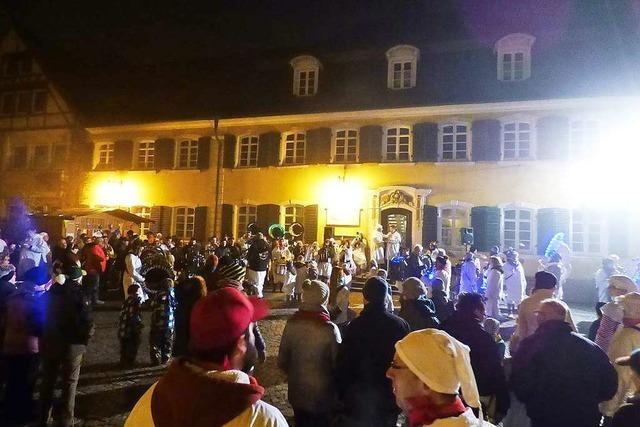 Fotos: Narren übernehmen im Landkreis Emmendingen das Regiment