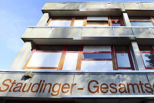 Marode Staudinger-Gesamtschule soll 90 Millionen Euro kosten