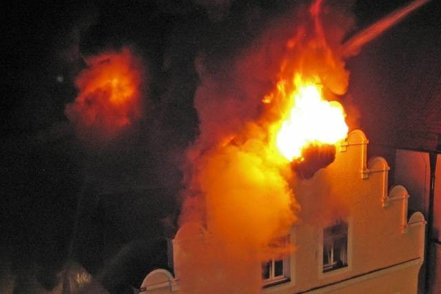 Was tun, wenn's beim Nachbarn brennt?