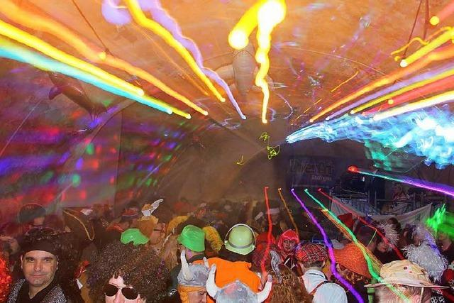 Fotos: Die Nacht der Schnurrgruppen in Endingen